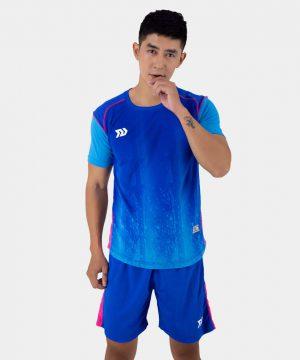 Áo bóng đá không logo thiết kế Bulbal Hades vải mè nhiều màu