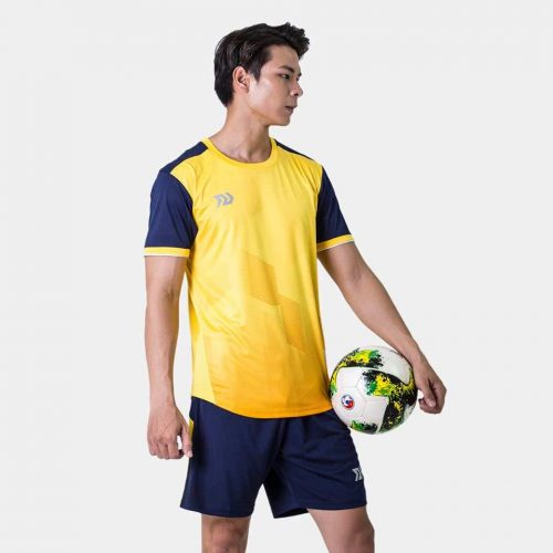 Áo bóng đá không logo thiết kế Bulbal Predator II cao cấp