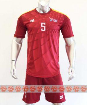Đồng phục quần áo bóng đá Công ty VVAC