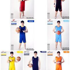 Quần áo bóng rổ CAMO vải mè cao cấp 7 màu