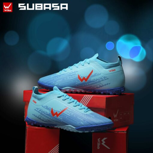 Giày đá banh Đế đinh TF Wika Subasa Sân cỏ nhân tạo 4 màu mới