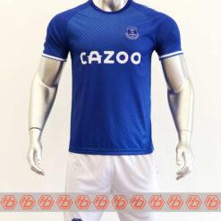 Quần áo bóng đá Everton màu Xanh Bích mùa giải 20-21