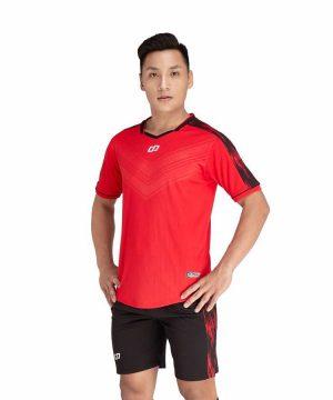 Áo bóng đá không logo CP OTIS vải mè cao cấp 5 màu