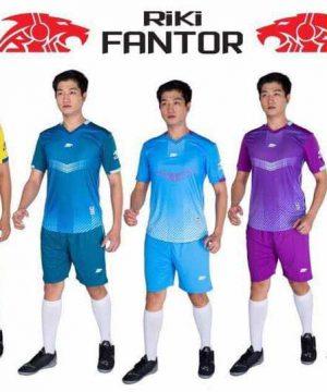 Áo bóng đá không logo CP POWER vải mè cao cấp 6 màu