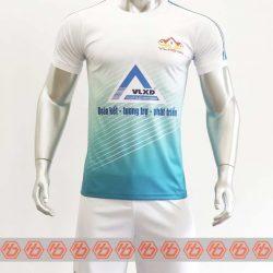 Đồng phục quần áo bóng đá VLXD BÌNH CHÁNH