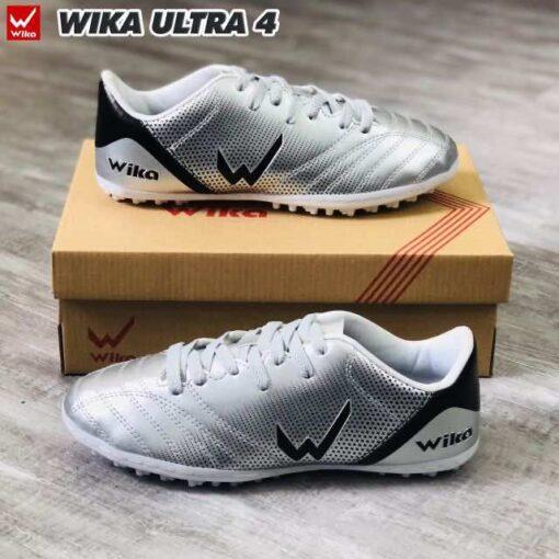 Giày đá banh Sân cỏ nhân tạo Wika Ultra 4 nhiều màu mới