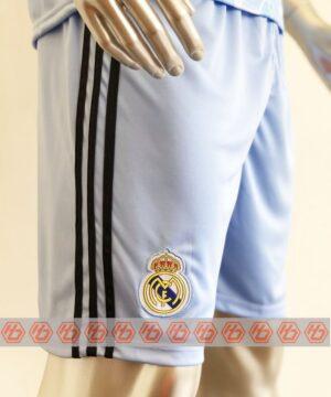 Quần áo bóng đá REAL MADRID màu Xanh Biển mùa giải 20-21