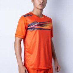 Áo bóng đá không logo IWIN COOL LOOK ME M02 vải mè cao cấp 4 màu