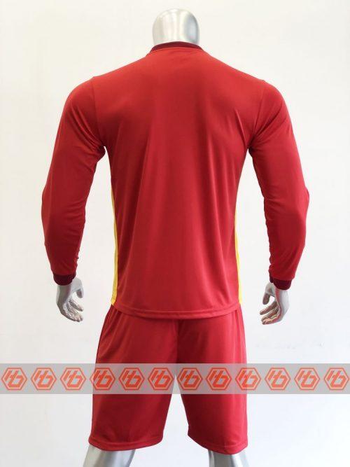 Áo đấu đội tuyển Việt Nam tay dài sân nhà màu Đỏ 21-22