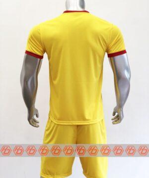 Áo thủ môn đội tuyển Việt Nam màu Vàng mùa giải 21-22 mặt lưng