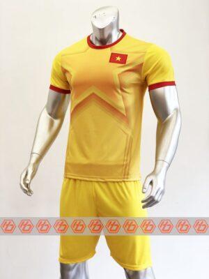 Áo thủ môn đội tuyển Việt Nam màu Vàng mùa giải 21-22
