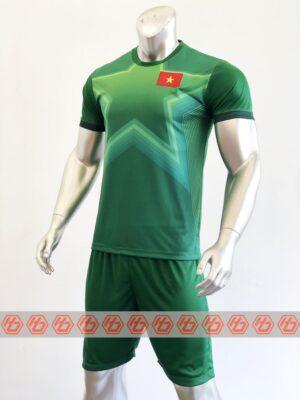 Đồ thủ môn Việt Nam màu Xanh Lá mùa giải 21-22