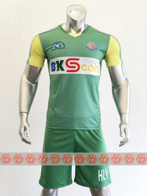 Đồng phục quần áo bóng đá Công ty CP-XD Bách Khoa Sài Gòn