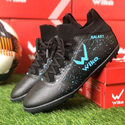 Giày đá banh WIKA GALAXY TF màu đen