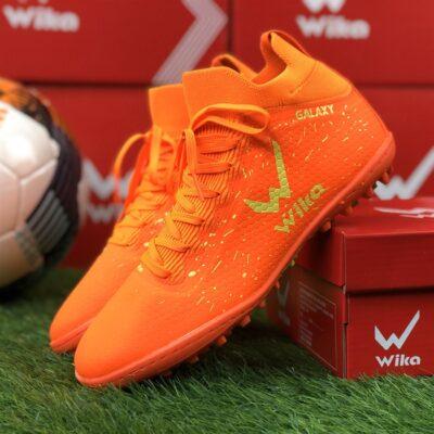 Giày đá banh WIKA GALAXY TF màu cam