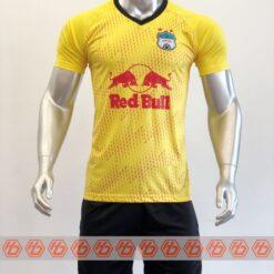 Quần áo bóng đá CLB HAGL màu Vàng mùa giải 21-22