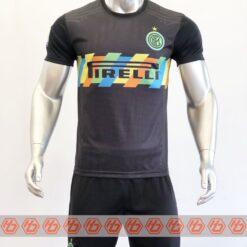 Quần áo bóng đá INTER MILAN màu Đen mùa giải 21-22