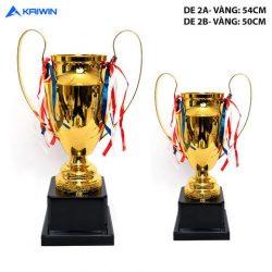 Cúp Trao Giải DE2A Vàng cao cấp