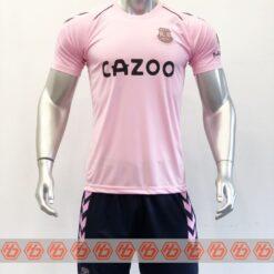 Quần áo bóng đá Everton màu Hồng mùa giải 20-21
