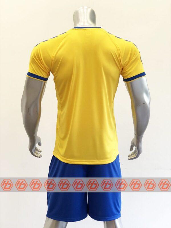 Quần áo bóng đá Everton màu Vàng mùa giải 20-21 mặt lưng