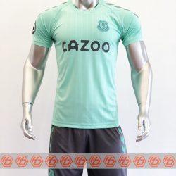 Quần áo bóng đá Everton màu Xanh Ngọc mùa giải 20-21