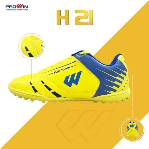 GIAY PRO WIN H21 VANG 2