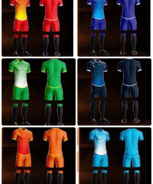 Áo bóng đá không logo thiết kế Keep & Fly MAGIC thun lạnh cao cấp 6 màu