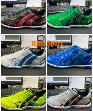 Giày đá banh Pan Flash đế bằng chính hãng 6 màu cao cấp