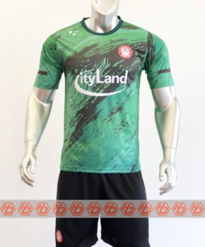 Quần áo bóng đá CLB Hồ Chí Minh màu Xanh két mùa giải 21-22