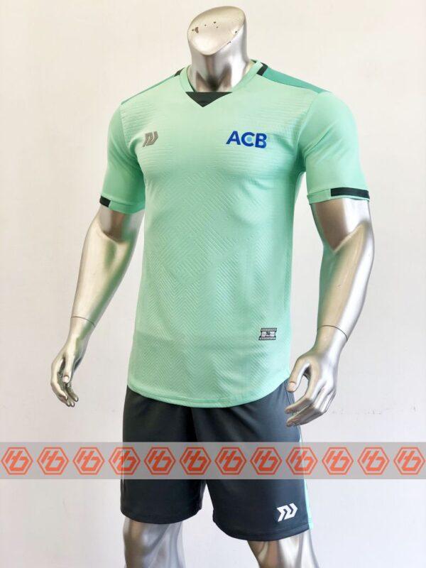 Đồng phục quần áo bóng đá Ngân hàng ACB