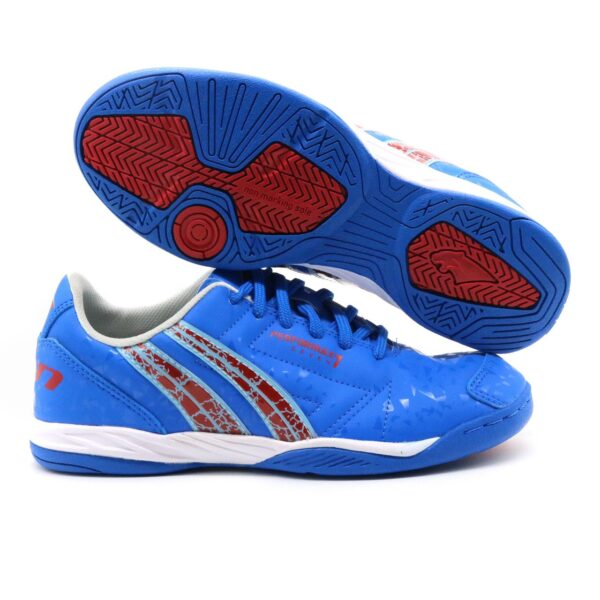 Giày đá banh Pan Performax 7 IC màu Xanh bích