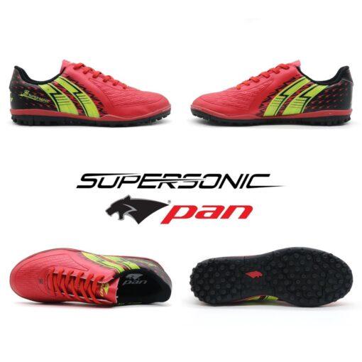 Giày Pan Super Sonic S màu Đỏ