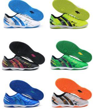 Giày đá banh Pan Flash đế Bằng IC chính hãng 6 màu cao cấp