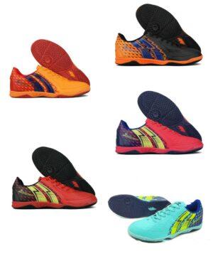 Giày đá banh Pan Super Sonic S đế bằng chính hãng 5 màu cao cấp