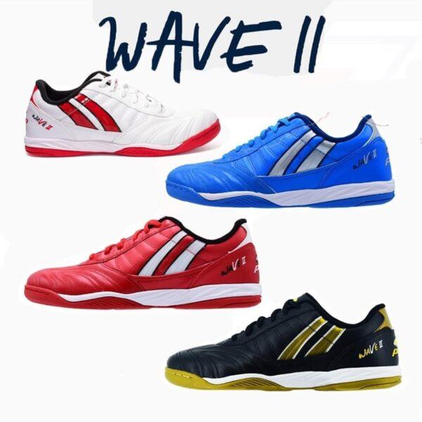 Giày đá banh Pan Wave Legend II IC 4 màu cao cấp