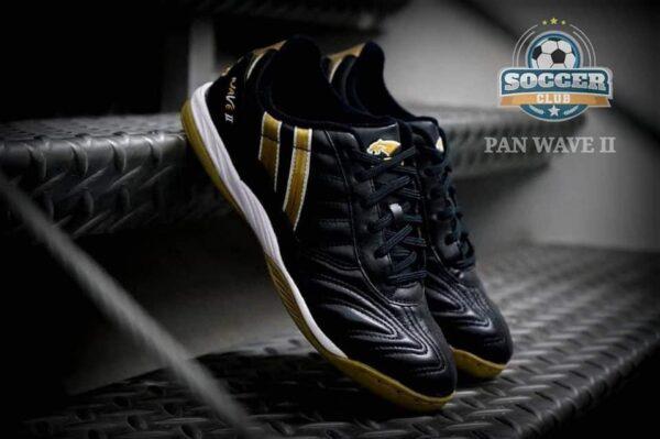 Giày đá banh Pan Wave Legend II IC màu đen
