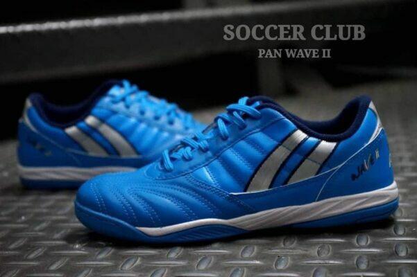 Giày đá banh Pan Wave Legend II IC màu xanh