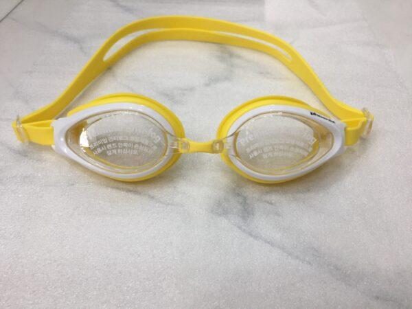 Kính bơi Phoenix 503 màu vàng