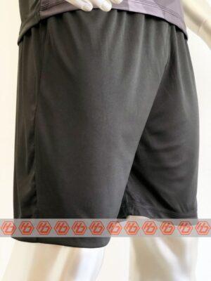 Quần áo bóng đá CLB Cezero Osaka màu Đen mùa giải 21-22