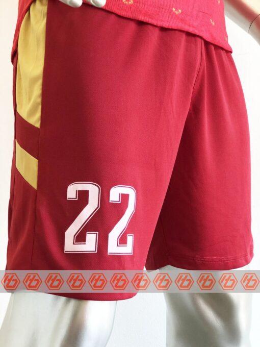 Đồng phục quần áo bóng đá BUDBE
