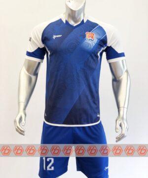 Đồng phục quần áo bóng đá DHCS NHÂN DÂN