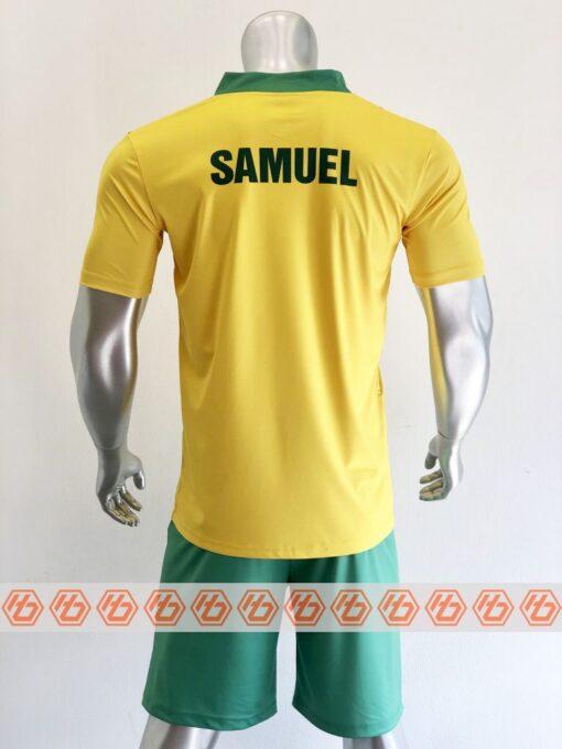 Đồng phục quần áo bóng đá ANGLES