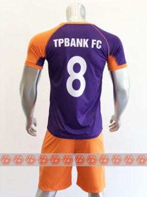 Đồng phục quần áo bóng đá TP BANK