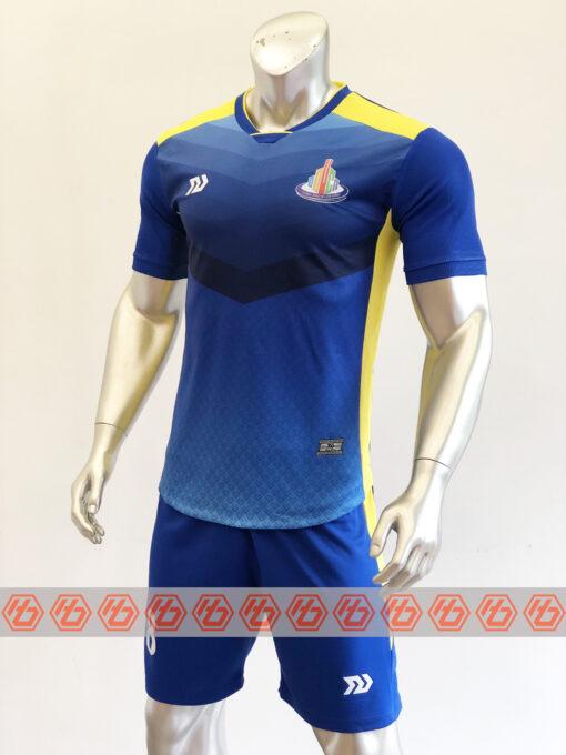 Đồng phục quần áo bóng đá BQLDA ĐTXD