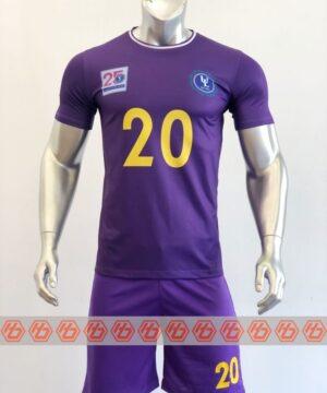 Đồng phục quần áo bóng đá ĐH LUẬT TPHCM