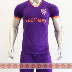 Quần áo bóng đá CLB Bình Dương màu Tím mùa giải 21-22