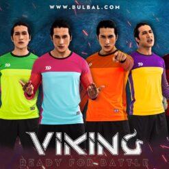 Áo thủ môn không logo thiết kế Bulbal VIKING cao cấp 6 màu
