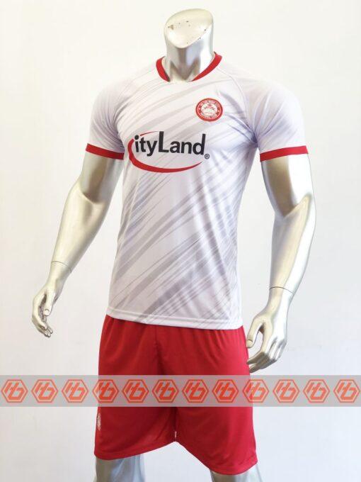 Quần áo bóng đá CLB Hồ Chí Minh màu Trắng mùa giải 21-22