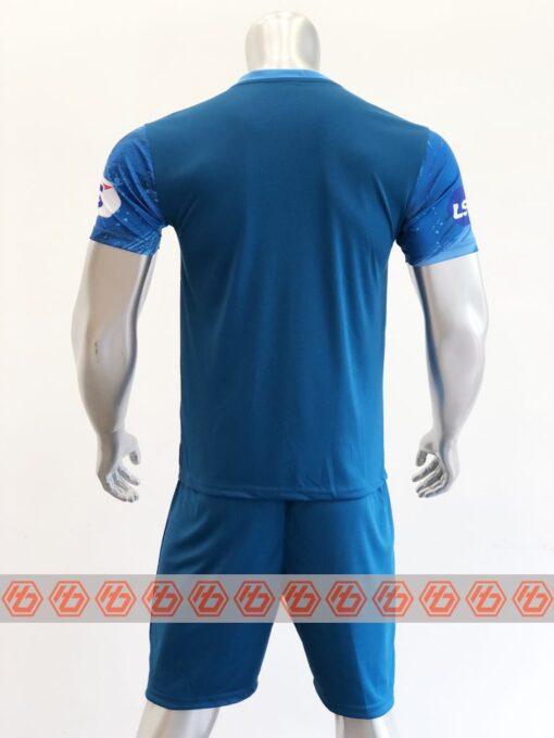 Quần áo bóng đá CLB Hồ Chí Minh màu Xanh cổ vịt mùa giải 21-22