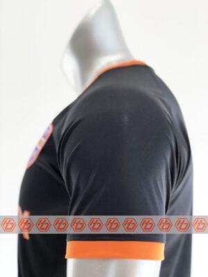 Quần áo bóng đá CLB Becamex Bình Dương màu Đen mùa giải 21-22
